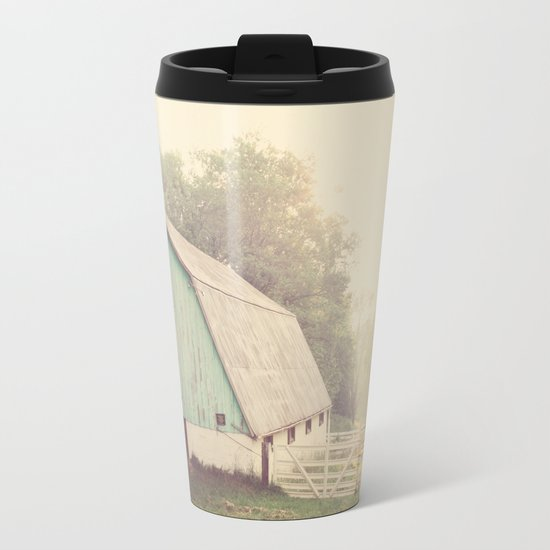 Morning Haze  Travel Mug