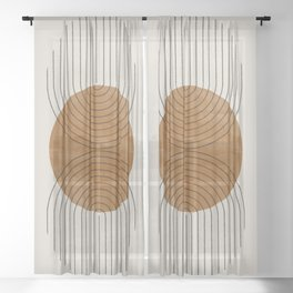 Perfect Touch Sheer Curtain
