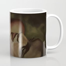 Night Bather Coffee Mug