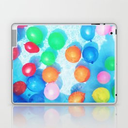 Celebratory Balloons Laptop & iPad Skin