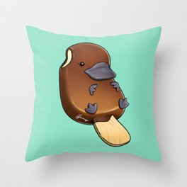 Plat-A-Pop Throw Pillow