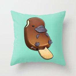 Plat-A-Pop Throw Pillow