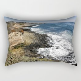 Coastline 2 Rectangular Pillow