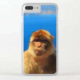 To be or not to be Clear iPhone Case