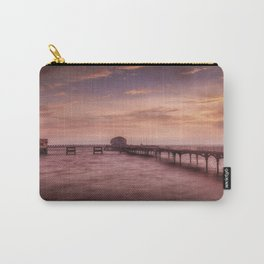 Daybreak at Mumbles Pier Carry-All Pouch