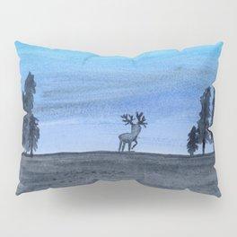 Forest Guardian at Dusk Pillow Sham
