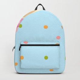 Vintge Ice Cream 2 Backpack