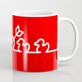 Heart Shoot Coffee Mug