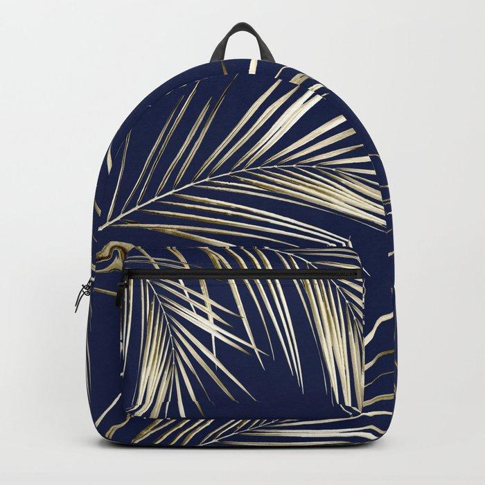 Tropical Leaves 3 Backpack