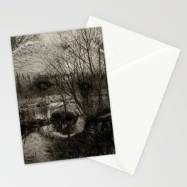 Bear Pond Stationery Cards