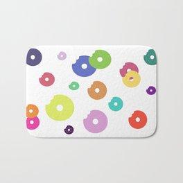 Donut Bites Bath Mat