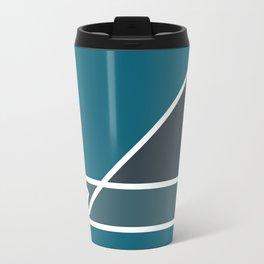 Life in Abstract Travel Mug