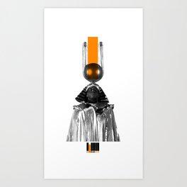 SUN RA Art Print