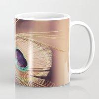 metallic Mugs featuring Metallic by BURNEDINTOMYHE∆RT♥