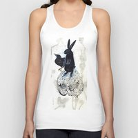 suits Tank Tops featuring It Suits You Well by qtrnevermore