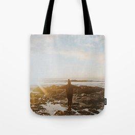 At The Break of Dawn Tote Bag