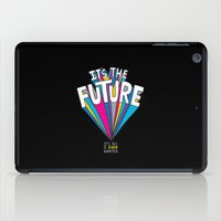 future iPad Cases featuring The Future by Chris Piascik