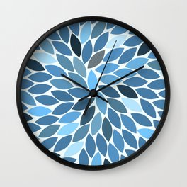Lovely Pattern VIII Wall Clock