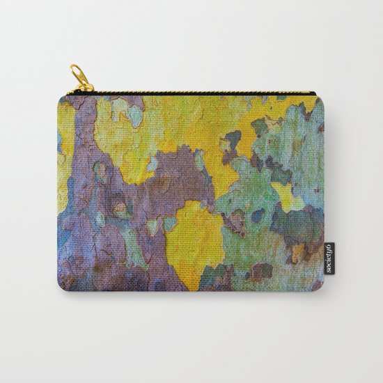Face of Tree Carry-All Pouch