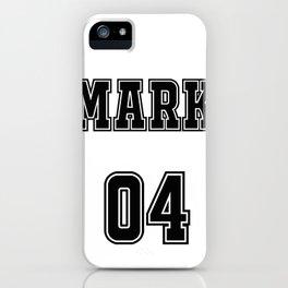 GOT 7 MARK TUAN iPhone Case