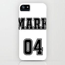 GOT 7 MARK TUAN iPhone Case