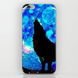Wolf #1 iPhone Skin