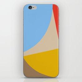 Mid Century Minimal 6 iPhone Skin