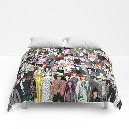 Tokyo Punks - Retro 1 Comforters