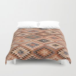Arizona Southwestern Tribal Print Duvet Cover