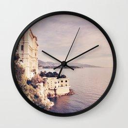 Oceanographic Museum of Monaco Wall Clock