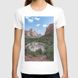 Valley Distance T-shirt