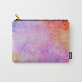 Soft Watercolor Carry-All Pouch