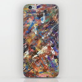 ABSTRACT DH 001 iPhone Skin