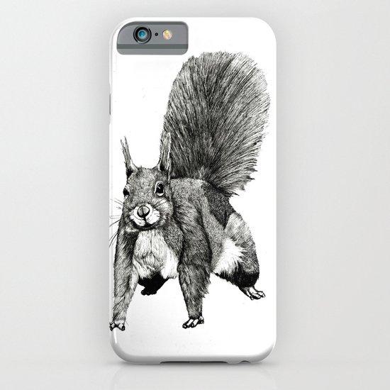Pesky Squirrel iPhone & iPod Case