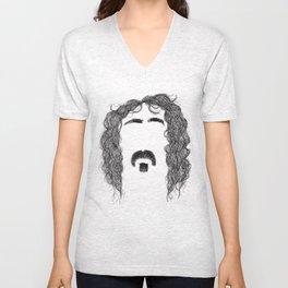 Frank Zappa Unisex V-Neck