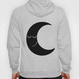 cute moon Hoody