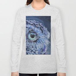 Owl At Twilight Long Sleeve T-shirt