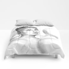 Crowded Silence  Comforters