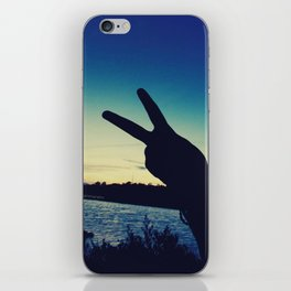 forever&always iPhone Skin
