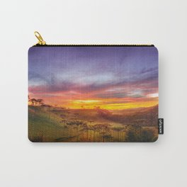 Araucaria Valley Carry-All Pouch