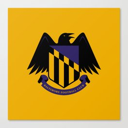 BALFC (English) Canvas Print