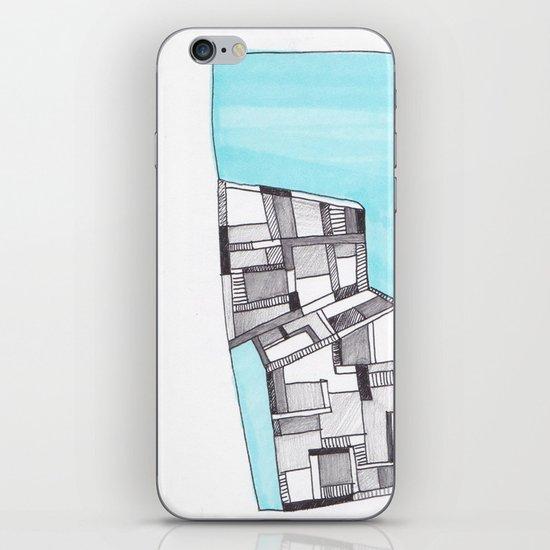 Lost Keys Cafe 2 iPhone & iPod Skin