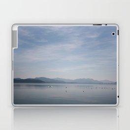 Seagulls on Koycegiz Lake Laptop & iPad Skin