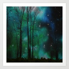Universe of Our Dreams Art Print