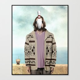 Son of Dude Canvas Print
