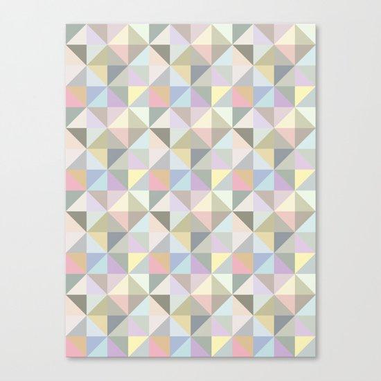 Shapes 003 Canvas Print
