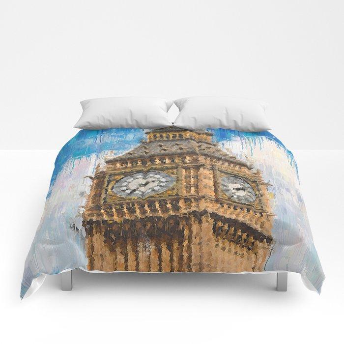 Big Ben of London Comforters
