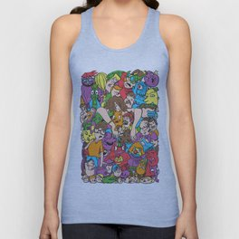 Party Time! #2 Unisex Tank Top