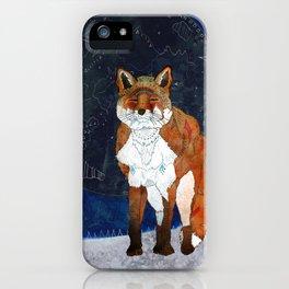 Lunar Kitsune iPhone Case