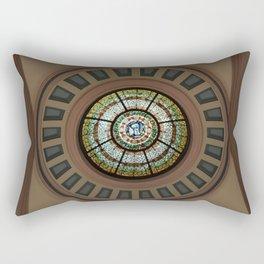 Hometown Library Rectangular Pillow